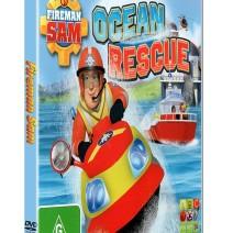 Sam il pompiere salvataggio nell'oceano - DVD