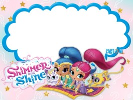 Shimmer and Shine Party ideas
