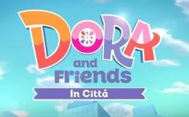 Dora and Friends Sigla