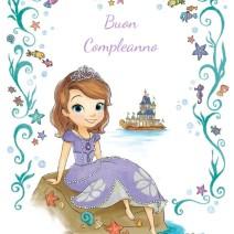 Sofia la principessa Buon Compleanno - Buon compleanno