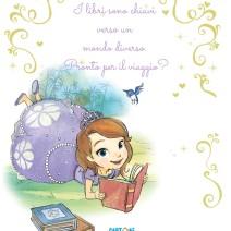 Sofia la principessa - I libri sono - Immagini