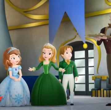 Sofia La Principessa - La festa di Wassalia - Cartoni animati