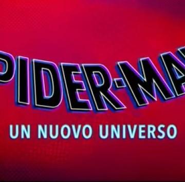 Spiderman Un nuovo Universo - Cartoni animati