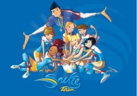 Spike team - Cartoni animati