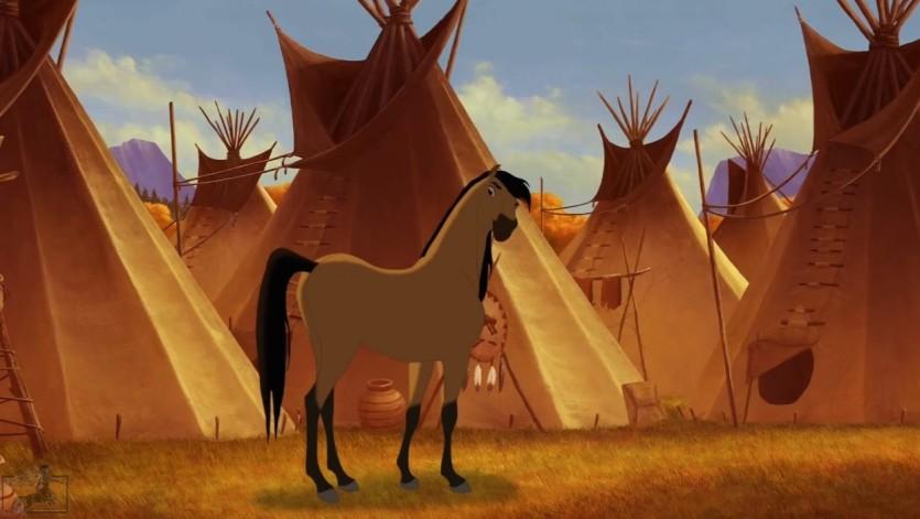 Spirit Riding Free la sigla cantata dai Raggi Fotonici - Cartoni animati