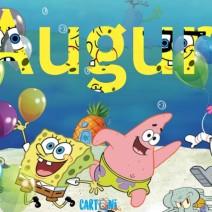 Auguri con Spongebob - Auguri