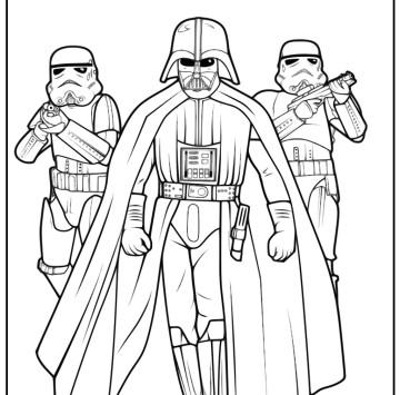Disegni Da Stampare E Colorare Lego Star Wars Immagini