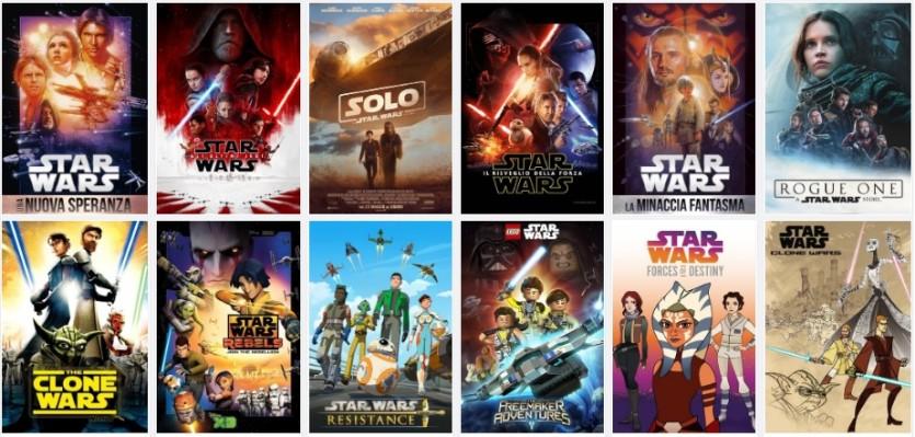 Star Wars - Cartoni animati