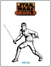 Star Wars Rebels disegni da colorare - Disegni da colorare