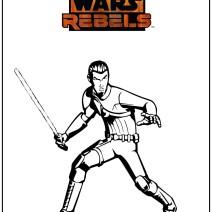 Star Wars Rebels disegni da colorare - Disegni da colorare