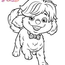 Sunny Day Colora Doodle - Disegni da colorare