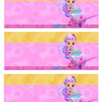 Sunny Day Inviti Blair da stampare - Cartoni animati