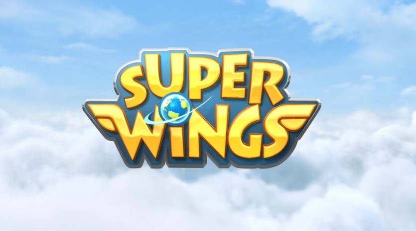 Sigla Super Wings con testo - Cartoni animati
