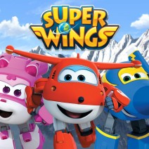 Super Wings - Cartoni animati