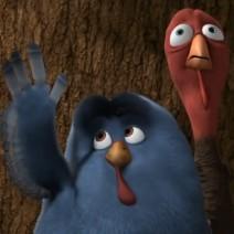 Tacchini in fuga - Film di animazione 2013