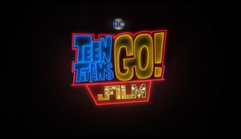 Teen Titans Go! Il Film - Cartoni animati