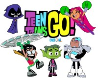 Teen Titans Go! - Cartoni animati