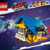 The lego movie 2 - La casa dei sogni di soccorso di Emmet - Lego