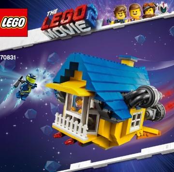 The lego movie 2 - La casa dei sogni di soccorso di Emmet - Cartoni animati