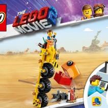 The lego movie 2 Il triciclo di Emmet - Lego