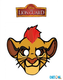 The lion Guard Machere da stampare