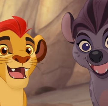 The Lion Guard - Sei come me - Cartoni animati