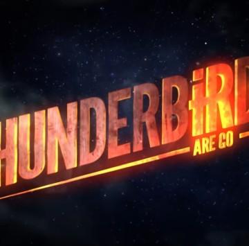 Thunderbirds Are Go Sigla iniziale - Cartoni animati