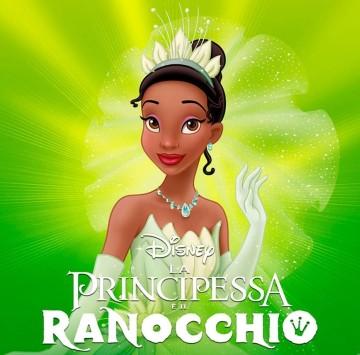 Tiana Principesse Disney - Cartoni animati