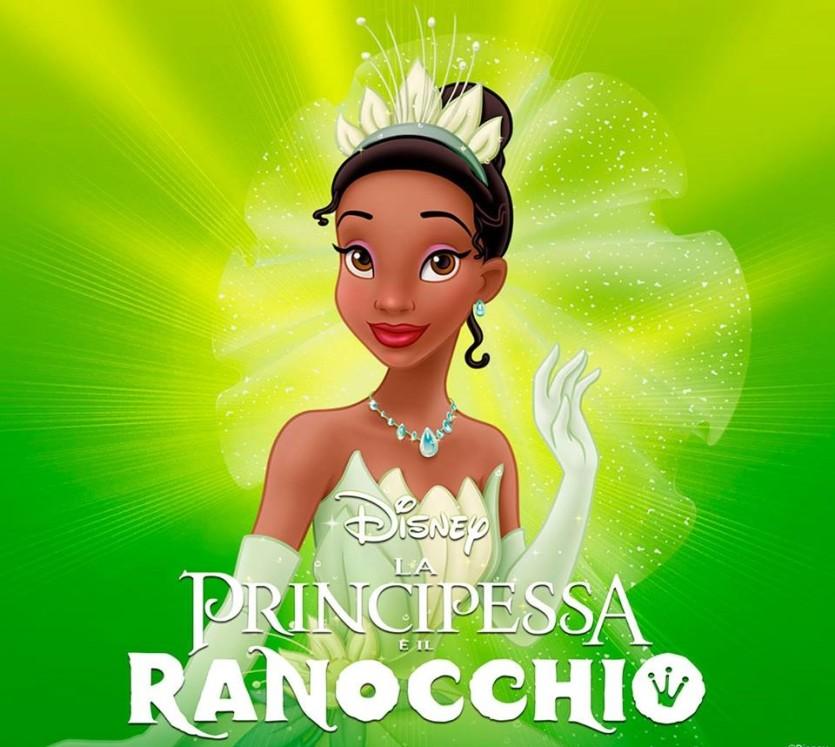 Tiana la principessa e il ranocchio - Cartoni animati