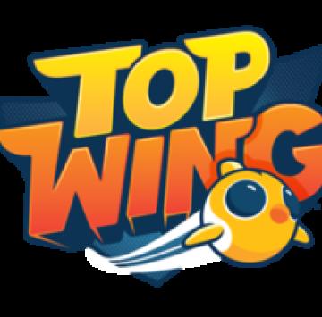 Top Wing Logo png - Cartoni animati