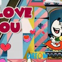 I Love You con Minnie - I love you