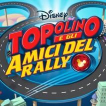 Topolino e gli amici del rally - Cartoni animati