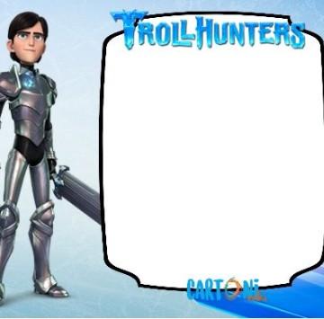 Trollhunters template e frame - Cartoni animati