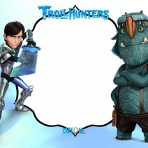 Trollhuners Card maker - Template