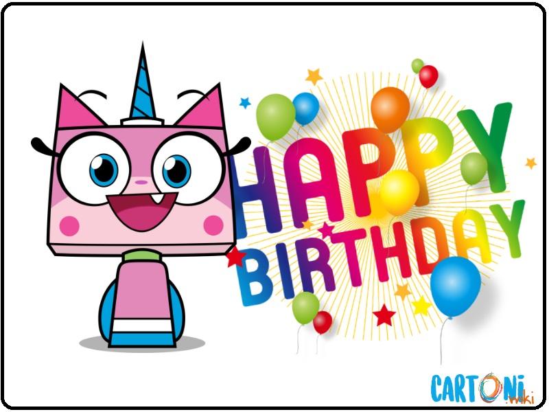 Unikitty happy birthday - Cartoni animati