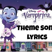 Vampirina Main Theme Lyrics - Theme song