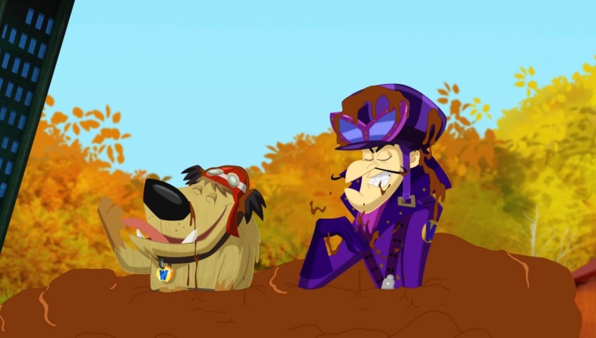 Wacky Races - Cartoni animati