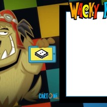 Wacky races template - Template