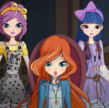 Winx Club serie 8 - Cartoni animati