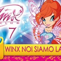 Winx noi siamo la magia, testo sigla serie 7 - Sigle cartoni animati