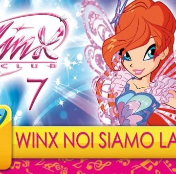 Winx noi siamo la magia, testo sigla serie 7 - Cartoni animati